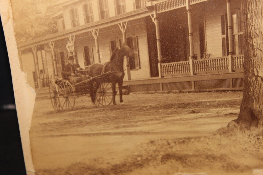 EARLY TURN-OF-THE-CENTURY PHOTO OF THE WHINNY HOUSE - 3