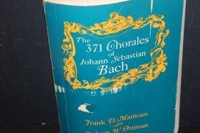 371 Chorales Of Johan Sebastian Bach 1966