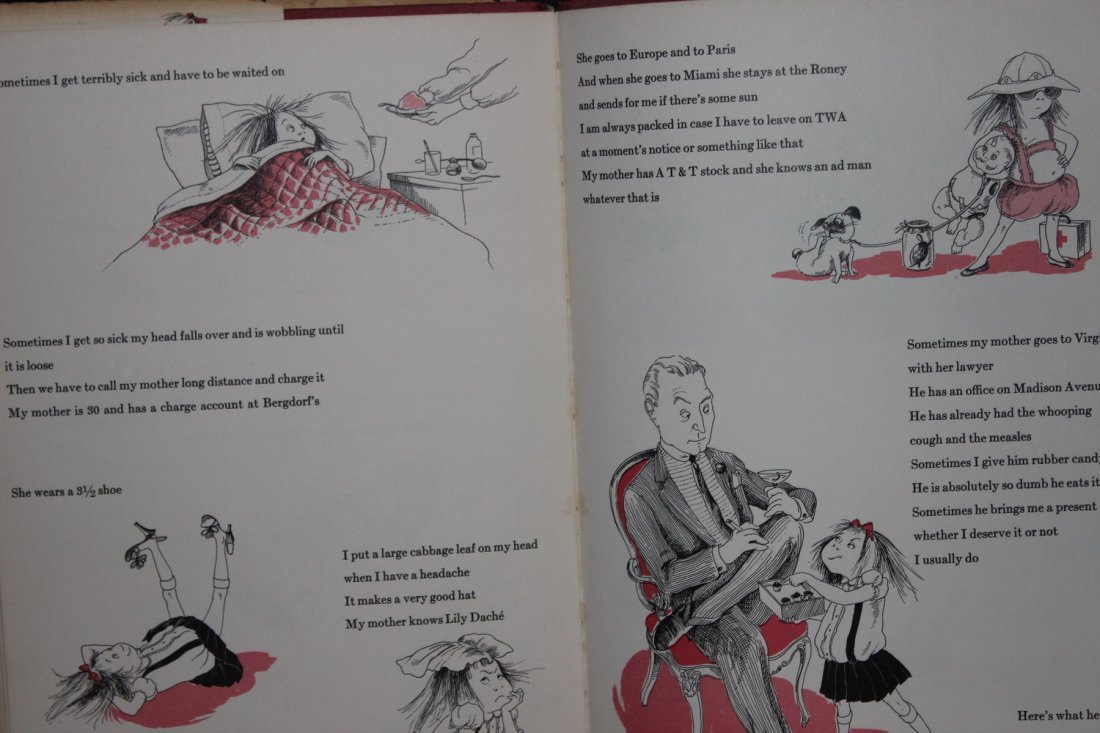 ELOISE BY KAY THOMPSON GOOD CHILDREN'S BOOK 65 PAGES - 7