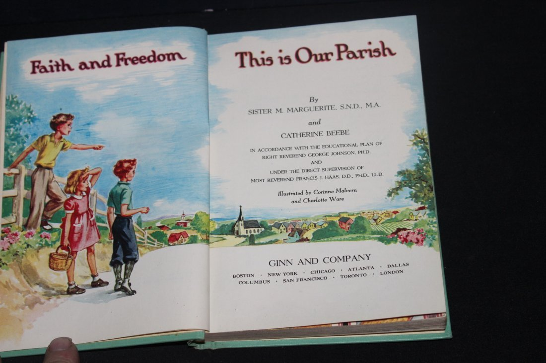 FAITH AND FREEDOM CHILDREN'S BOOK FULLY ILLUSTRATED 255 - 2