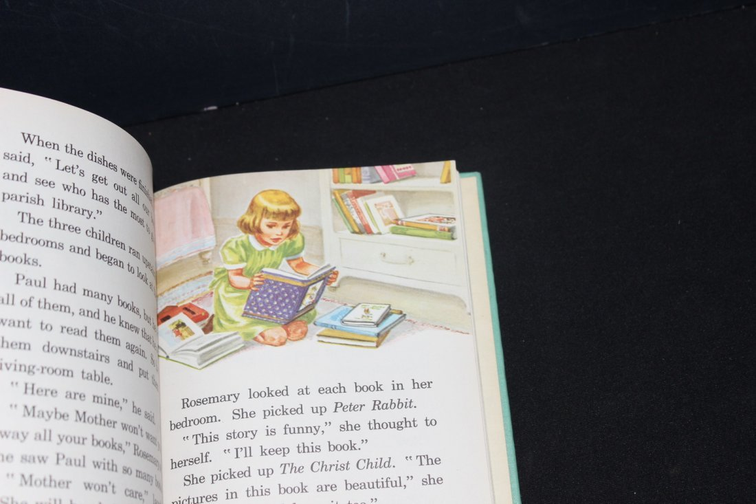 FAITH AND FREEDOM CHILDREN'S BOOK FULLY ILLUSTRATED 255 - 3