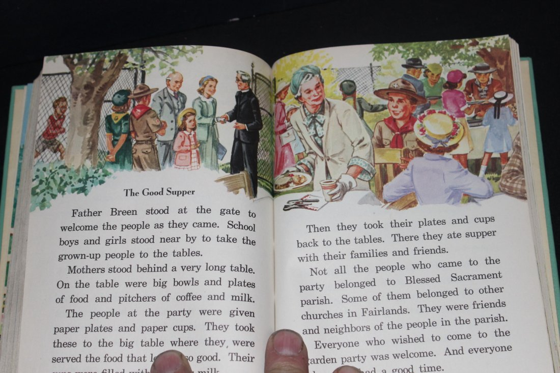 FAITH AND FREEDOM CHILDREN'S BOOK FULLY ILLUSTRATED 255 - 4