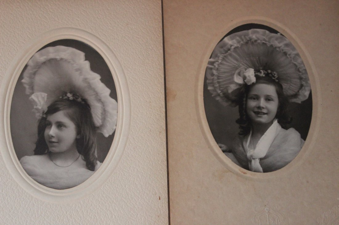 13 VERY NICE EARLY 1900S PHOTOS OF CHILDREN MOST LOCAL - 3