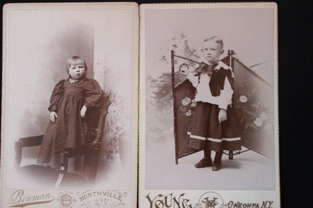 13 VERY NICE EARLY 1900S PHOTOS OF CHILDREN MOST LOCAL - 5