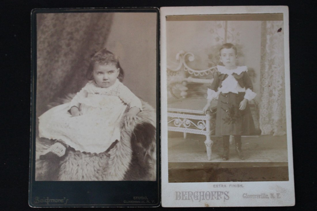 13 VERY NICE EARLY 1900S PHOTOS OF CHILDREN MOST LOCAL - 6