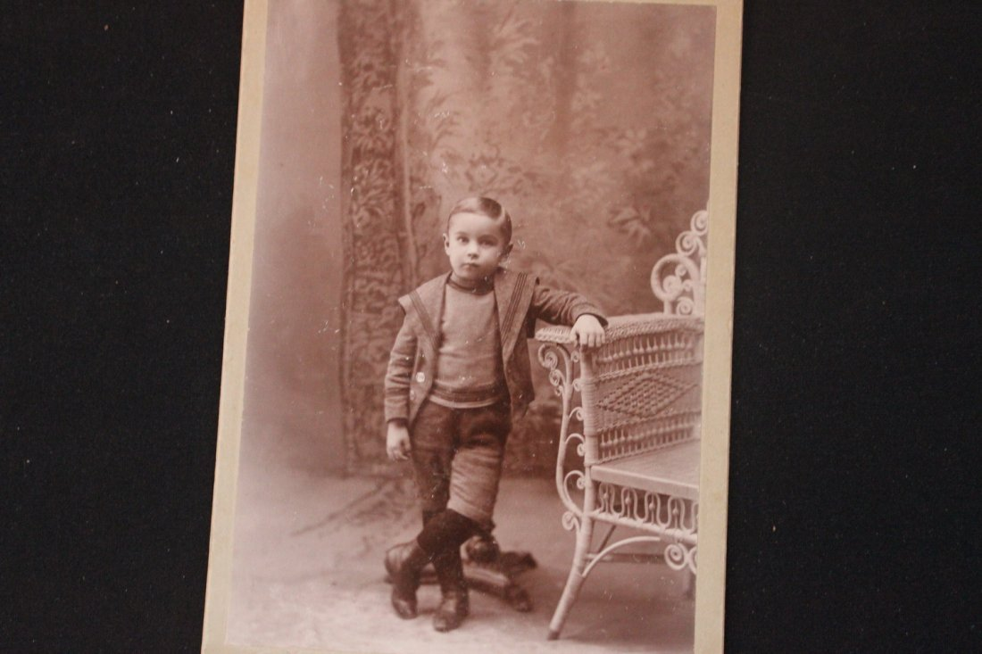 13 VERY NICE EARLY 1900S PHOTOS OF CHILDREN MOST LOCAL - 7