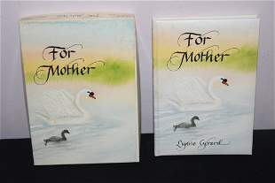 FOR MOTHER A BOXED BOOK BY LYNNE GERARD - 1ST PUB. 1966