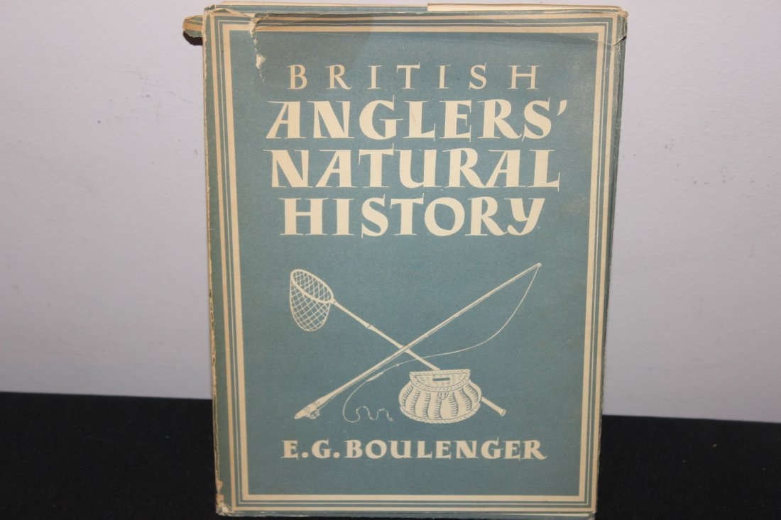 SUPER NICE T ADD TO ANY FISHING COLLECTION - BRITISH