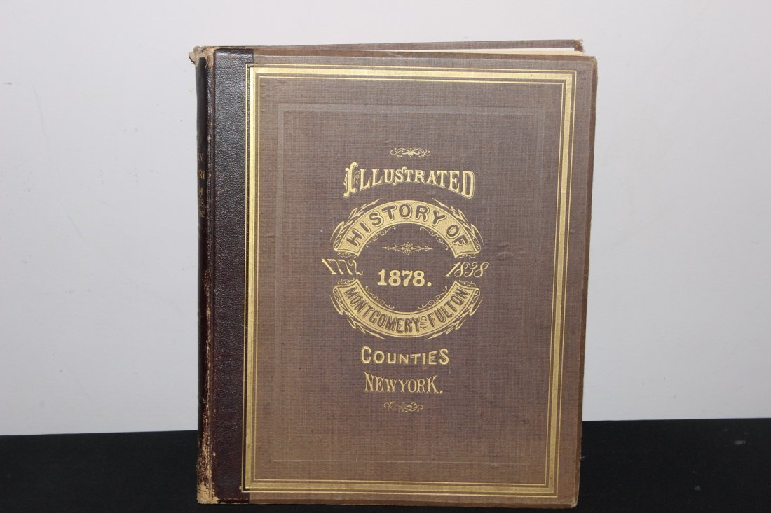 LOCAL INTEREST - HISTORY OF MONTGOMERY - FULTON