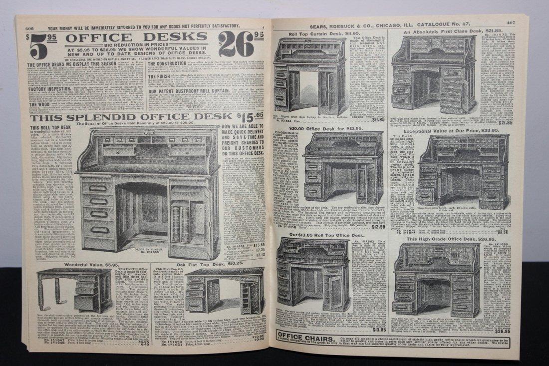 SUPER 1971 REPRINT OF 1908 SEARS ROEBUCK CATALOGUE - - 3