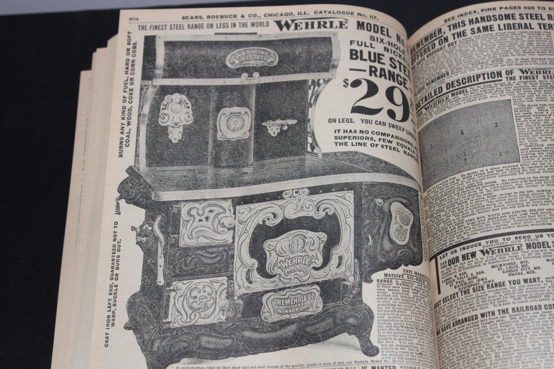 SUPER 1971 REPRINT OF 1908 SEARS ROEBUCK CATALOGUE - - 4
