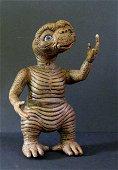 E.T. THE EXTRA TERRESTRIAL RARE PAINTED MODEL FIGUREKit