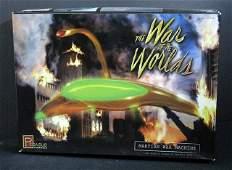 WAR OF THE WORLDS MARTIAN WAR MACHINE PLASTIC MODEL KIT