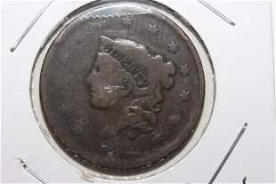 1835 LARGE CENT GOOD