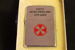 LIKE NEW SPANKO U.S. ARMY GIVEN FOR OUTSTANDING SAFETY