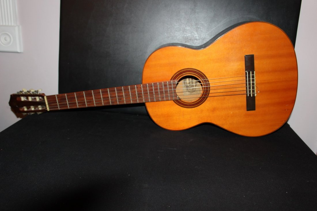 Beautiful Acoustic 6 String Guitar Made By Yamaha G50a