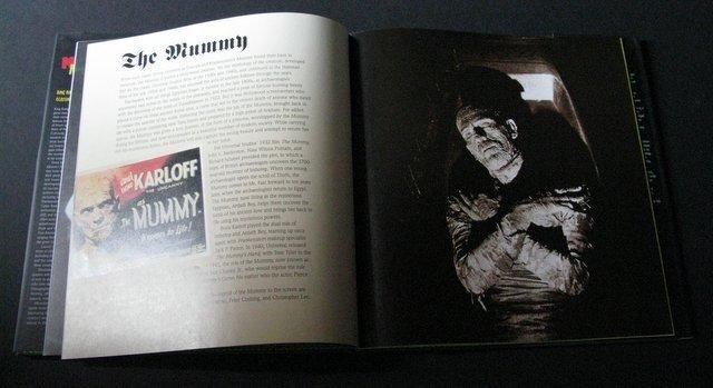 MONSTER MADNESS DELUXE HARDCOVER FILM BOOK - Smithmark - 3