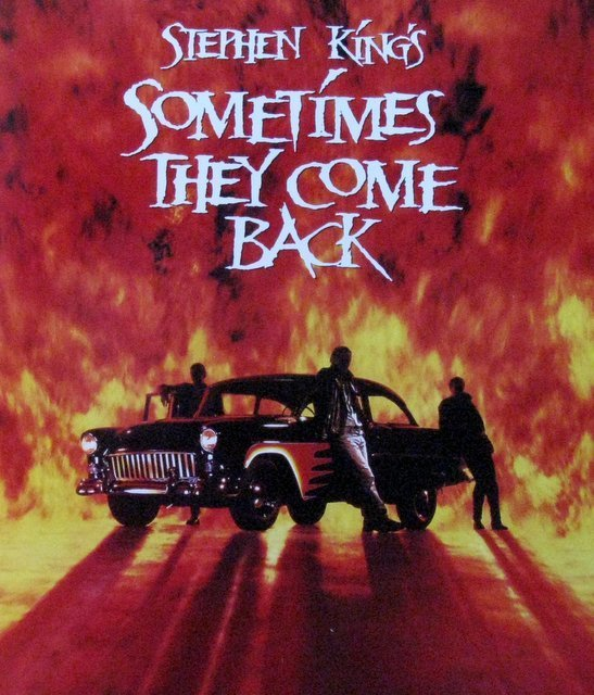 STEPHEN KING'S SOMETIMES THEY COME BACK - 1991 - One - 2