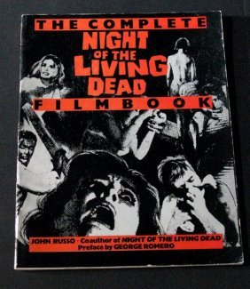 Night Of The Living Dead Film Book Deluxe Trade