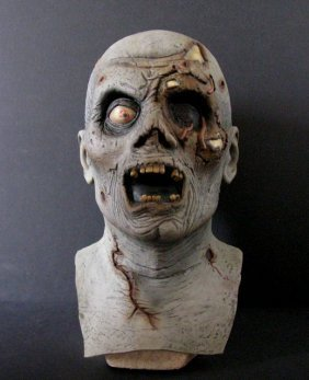 Worm Face - Horrid Zombie Mask - House Studios, 1996 -