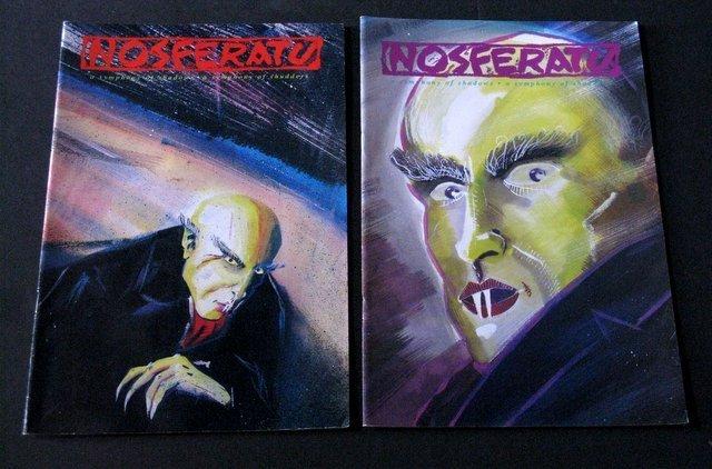 NOSFERATU THE VAMPIRE - COMIC BOOK LOT OF 6 - Tome - 2