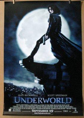 """Underworld - 2003 - One Sheet Movie Poster - 27""""x 40"""" -"""