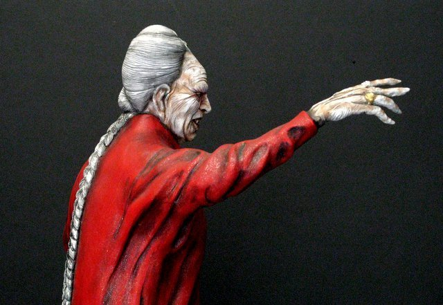 OLD MAN DRACULA - BRAM STOKER'S DRACULA - PRO PAINTED - 5