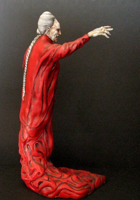 OLD MAN DRACULA - BRAM STOKER'S DRACULA - PRO PAINTED - 6