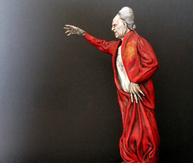 OLD MAN DRACULA - BRAM STOKER'S DRACULA - PRO PAINTED - 7