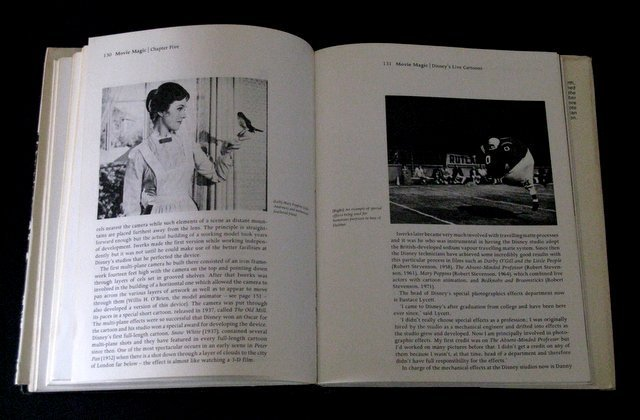 MOVIE MAGIC: SPECIAL EFFECTS IN THE CINEMA HARDCOVER - - 3