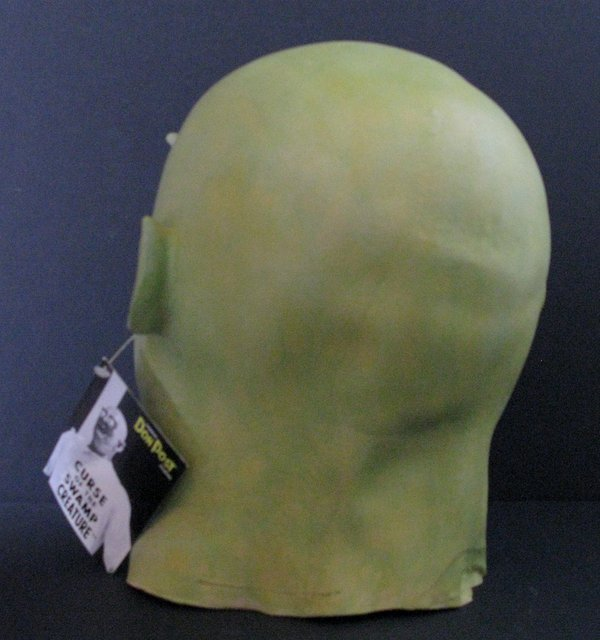 CURSE OF THE SWAMP CREATURE - RARE PAINTED LATEX - 4