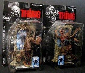 John Carpenter's The Thing - Blair Monster & Norris