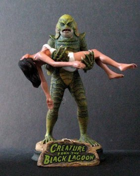 Creature From The Black Lagoon - Fully Customized