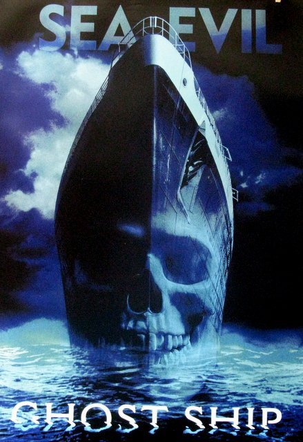 """GHOST SHIP - 2002 - One Sheet Movie Poster - 27""""x 40"""" - - 2"""