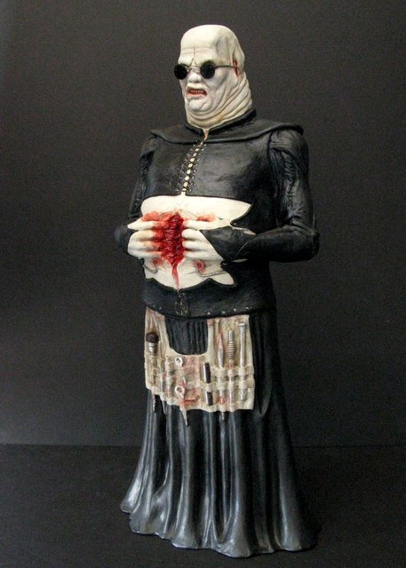 BUTTERBALL CENOBITE - HELLRAISER PRO PAINTED MODEL - 2
