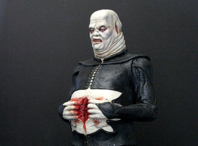 BUTTERBALL CENOBITE - HELLRAISER PRO PAINTED MODEL - 5