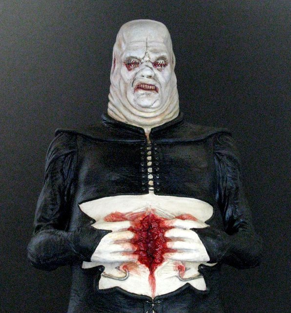 BUTTERBALL CENOBITE - HELLRAISER PRO PAINTED MODEL - 6