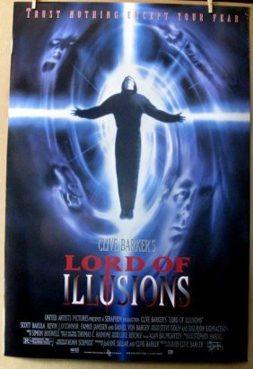 Clive Barker's Lord Of Illusions - 1995 - One Sheet