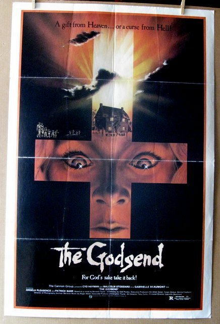 """THE GODSEND - 1979 - One Sheet Movie Poster - 27""""x 41"""""""