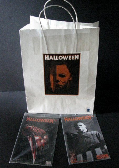 JOHN CARPENTER'S HALLOWEEN - TRICK OR TREAT BAG PLUS - 2