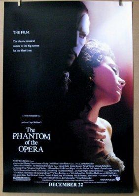 Andrew Lloyd Webber's The Phantom Of The Opera - 2004 -