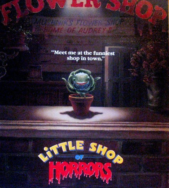 LITTLE SHOP OF HORRORS - 1986 - One Sheet Movie Poster - 2