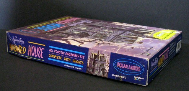 THE ADDAMS FAMILY HAUNTED MANSION - RE-ISSUE OF THE - 3