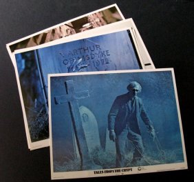 Tales From The Crypt Lobby Card Set Of 8 - Amicus