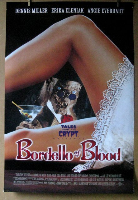 TALES FROM THE CRYPT, BORDELLO OF BLOOD - 1996 - One