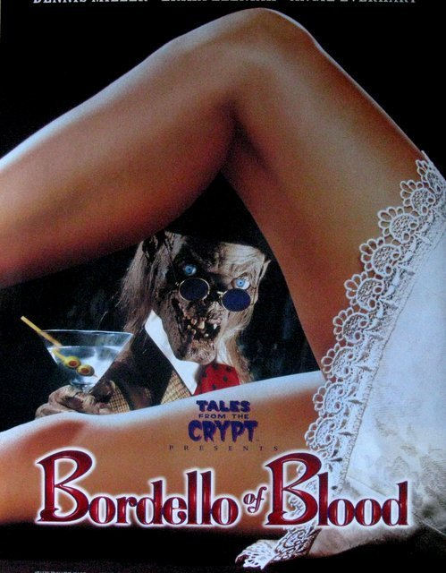 TALES FROM THE CRYPT, BORDELLO OF BLOOD - 1996 - One - 2
