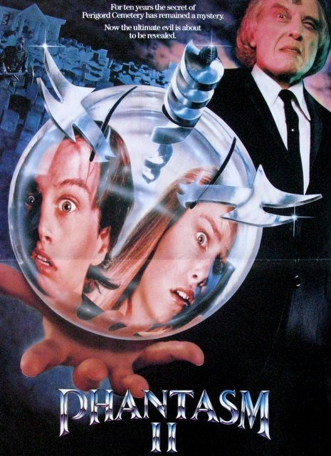 "PHANTASM II - 1988 - Large Movie Poster - 30 ""x 45"" - 2"