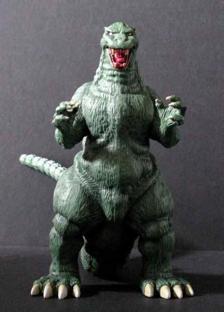 GODZILLA KING OF MONSTERS - PRO PAINTED MODEL FIGURE - - 4