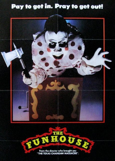TOBE HOOPER'S THE FUN HOUSE - 1981 - One Sheet Movie - 2