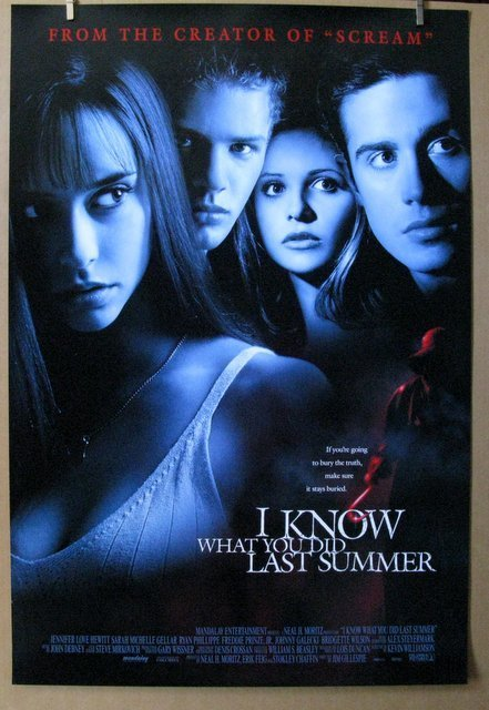 I KNOW WHAT YOU DID LAST SUMMER & I STILL KNOW WHAT YOU